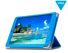 Alldocube iplay8 7.85 inch tablet pc Pu leather case  Cover Blue