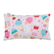 JOYLIVING Cushion Rectangular Ice Cream Fuschia 30 cm x 50 cm - Pink
