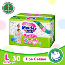 MERRIES Good Skin Popok Pants L - 30