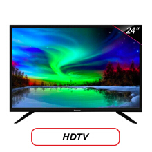 COOCAA LED TV 24 Inch HD - 24E100 [Free Bracket]