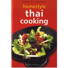 Mini-Homestyle Thai Cooking Import Book - Periplus  9780794606756