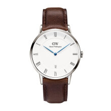Daniel Wellington Dapper Bristol - Silver [B38S1] - 38mm