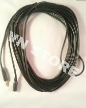 KABEL PERPANJANGAN AUDIO MALE - FEMALE (EXTENTION) 15M (GOLD PLATED)