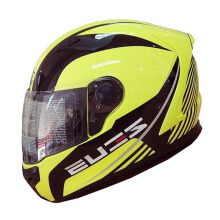 ZEUS ZS-813 - Helm Full Face - Fluo Yellow AN9 Black