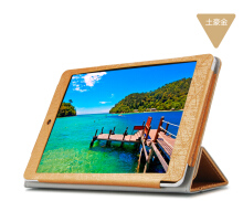 Alldocube iplay8 7.85 inch tablet pc Pu leather case  Cover gold