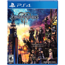 SONY PS4 Game Kingdom Hearts III - Reg 3