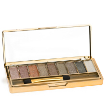 BL 9Color Diamond Bright Shimmer Nude Makeup Eyeshadow Cosmetics - Multicolor