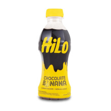 HILO Ready To Drink Chocolate Banana 200ml