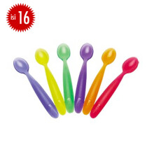THE FIRST YEARS Take & Toss Infant Spoons 16Pk (Spoon Only (Isi 16 Buah)
