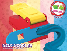 EMCO Super Dough Creativity Set Mini Noodles 6127