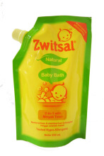 Zwitsal Nat Baby Bath Minyak Telon 250ml