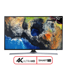 SAMSUNG LED TV 50 Inch Flat Smart Digital UHD - 50MU6100 [SAMSUNG ONLINE PRIORITY]