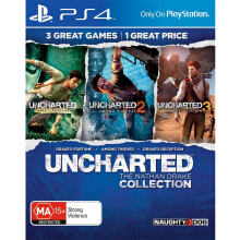 SONY PS4 Game Uncharted Nathan Drake Collections - Reg 1