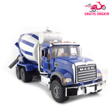 Bruder Toys 2814 - MACK Granite Cement Mixer Truck