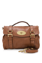 Pre-Owned Mulberry Leather Satchel Bag