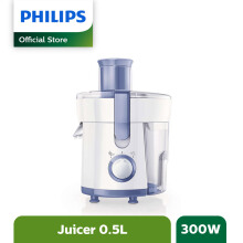 PHILIPS Juicer HR1811/71 - Putih Ungu