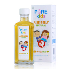 PURE KIDS Aise Belly Natural SAC 10'S
