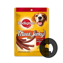 PEDIGREE 60 gr meat jerky smoky beef (stix)
