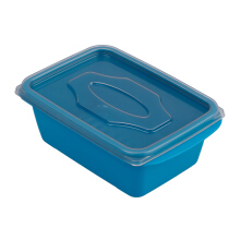 (SB) VICTORYHOME Food Box 500ml - Blue Solid