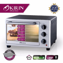 KIRIN Oven Toaster 36L Low Watt - KBO 360LW With Lamp