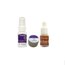 dr. Minerals Molluscum Cotagiosum Solution Set - S10
