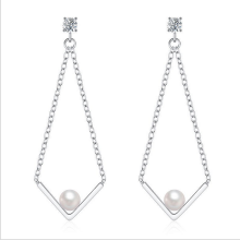 Whats Wrong With Secretary KimSame Earrings Women Silver