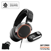 Steelseries Arctis Pro RGB + GameDAC Headset Gaming