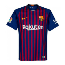 NIKE Breathe Fc Barcelona Home Stadium - Deep Royal Blue/University Gold