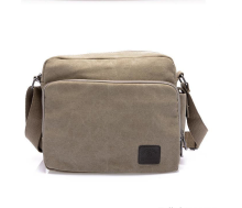 Jantens High Quality Men Canvas Bag Casual Travel Men's Crossbody Bag