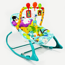 Labeille Bouncer & Rocking Infant to Toddler 8615 Blue