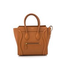 Pre-Owned Celine Micro Luggage