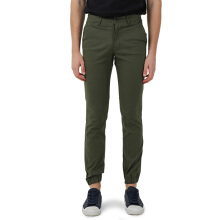 STYLEHAUS Men Jogger Chino - Olive