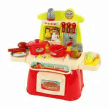 Kaptenstore mainan masak masakan cook happy kitchen play set