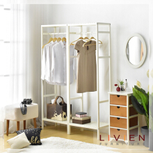 LIVIEN FURNITURE - Hanger Stylish - Rak Baju - Gantungan Baju