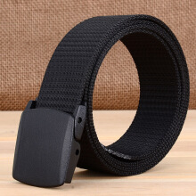 AWMEINIU Original imported fashion woven canvas men's belt
