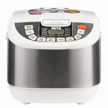 MITO Digital Rice Cooker 2 L R5 Plus  - Silver