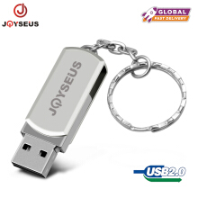 JOYSEUS usb 2.0 usb flash drive 16gb Pen Drive 2.0 waterproof metal pendrive jump drive thumb drive U disk