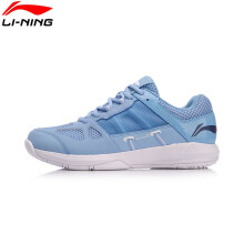 2018 Li-ning Women Badminton shoes AYTN054-3 Blue