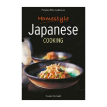 Homestyle Japanese Cooking Import Book - Susie Donald  9780794606343