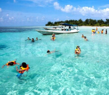 Shine Tour & Travel - 2 Days 1 Night Harapan Island
