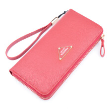 Si Ying S452 Import Ms. Wallet / Korea original / Long zipper wallet