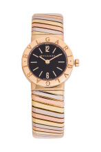Pre-Owned Bvlgari Tubogas Watch