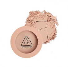 3CE Mood Recipe Face Blush #Nude Peach
