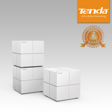 Tenda Nova MW6 - Whole Home Mesh WiFi System - White