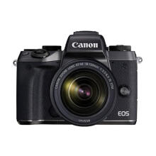 Canon EOS M5 Kit 18-150mm Kamera Mirrorless Black