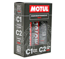 [TODA XPRESS] MOTUL CHAIN MANTENANCE KIT ROAD Hitam
