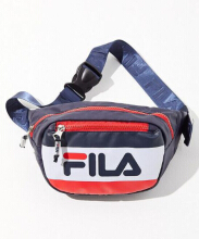 FILA Hunts Belt Bag - color : Navy Multi Multi