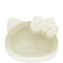 TECHNOPLAST Hello Kitty Soup Plate 9
