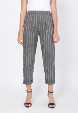Shop at Banana Female Pants Grey All Size
