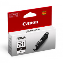 CANON Ink Cartridge CLI-751XL Black